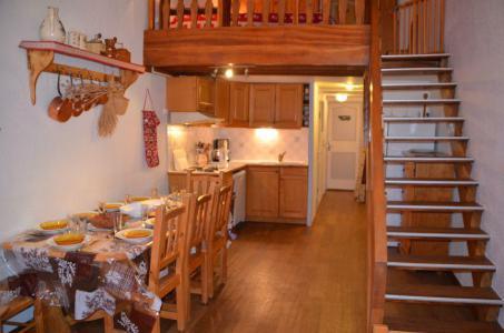 Location au ski Appartement 3 pièces mezzanine 8 personnes (1009) - Résidence la Grande Masse - Les Menuires - Séjour