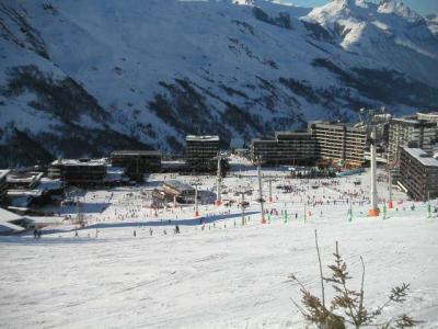 Location au ski Residence Lac Du Lou - Les Menuires - Extérieur hiver