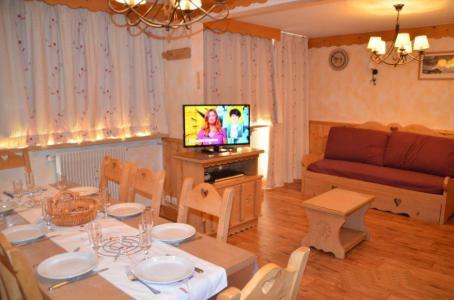 Location au ski Appartement duplex 2 pièces 6 personnes - Residence Lauzes - Les Menuires - Appartement