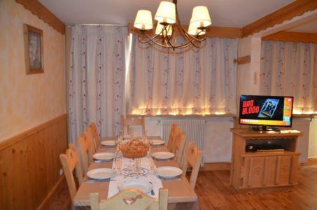 Location au ski Appartement duplex 2 pièces 6 personnes - Residence Lauzes - Les Menuires - Plan