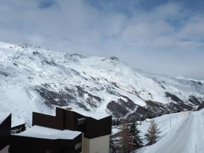 Location au ski Studio 4 personnes (047) - Résidence le Génépi - Les Menuires