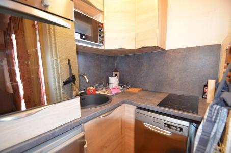Location au ski Appartement 2 pièces coin montagne 4 personnes (C113) - Résidence le Jettay - Les Menuires - Cuisine