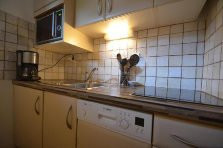 Location au ski Appartement 2 pièces coin montagne 6 personnes (C137) - Résidence le Jettay - Les Menuires - Cuisine
