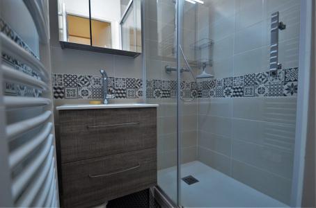 Location au ski Appartement 2 pièces coin montagne 6 personnes (C137) - Résidence le Jettay - Les Menuires - Kitchenette