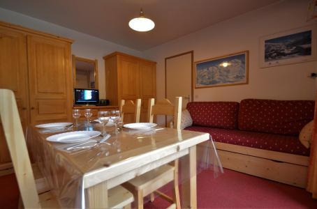 Location au ski Appartement 2 pièces coin montagne 6 personnes (C137) - Résidence le Jettay - Les Menuires - Séjour