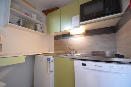 Location au ski Appartement 3 pièces mezzanine 7 personnes (C143) - Résidence le Jettay - Les Menuires - Cuisine