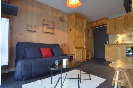 Location au ski Studio coin montagne 4 personnes (B27) - Résidence le Jettay - Les Menuires - Séjour