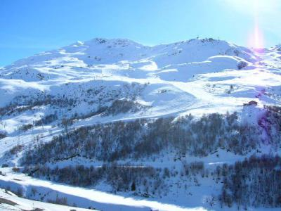 Location au ski Studio coin montagne 4 personnes (B66) - Résidence le Jettay - Les Menuires - Douche