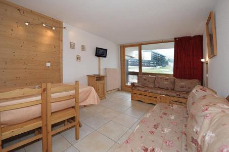 Rent in ski resort 2 room apartment 5 people (LC0112) - Résidence le Lac du Lou - Les Menuires