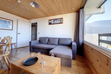 Rent in ski resort 2 room apartment 4 people (338) - Résidence le Lac du Lou - Les Menuires