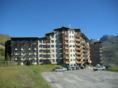 Location au ski Residence Le Median - Les Menuires