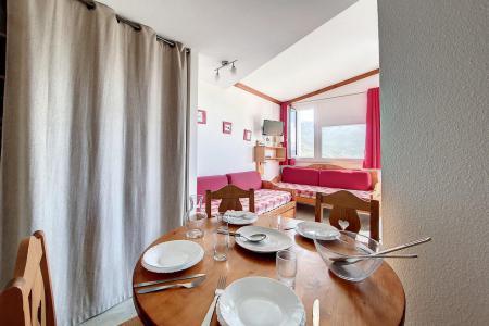 Soggiorno sugli sci Studio con alcova per 4 persone (715) - Résidence le Median - Les Menuires - Vasca da bagno