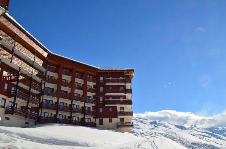Location au ski Résidence le Nécou - Les Menuires - Extérieur hiver