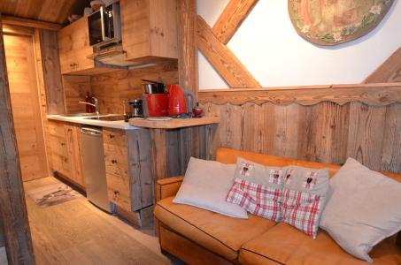 Location au ski Studio coin montagne 3 personnes (717) - Résidence le Nécou - Les Menuires