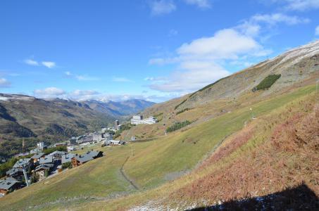 Location au ski Studio coin montagne 3 personnes (701) - Résidence le Nécou - Les Menuires