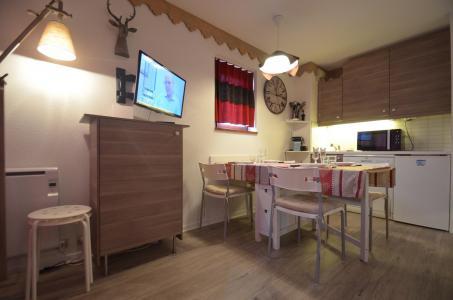 Location au ski Appartement 2 pièces 4 personnes (305) - Résidence le Nécou - Les Menuires - Chambre