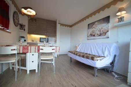 Location au ski Appartement 2 pièces 4 personnes (305) - Résidence le Nécou - Les Menuires - Kitchenette