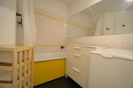 Location au ski Appartement 2 pièces 4 personnes (305) - Résidence le Nécou - Les Menuires - Salle de bains