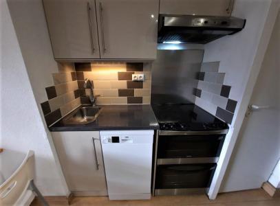 Location au ski Appartement 2 pièces 4 personnes (311) - Résidence le Nécou - Les Menuires - Chambre