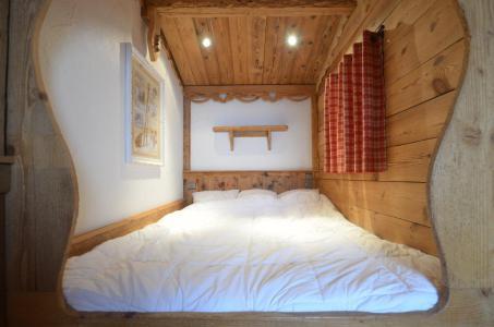 Location au ski Studio 4 personnes (718) - Résidence le Nécou - Les Menuires - Chambre