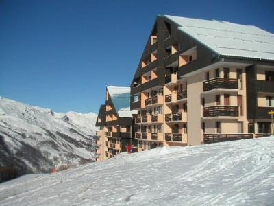 Location au ski Studio cabine 4 personnes (411) - Residence Le Sarvan - Les Menuires