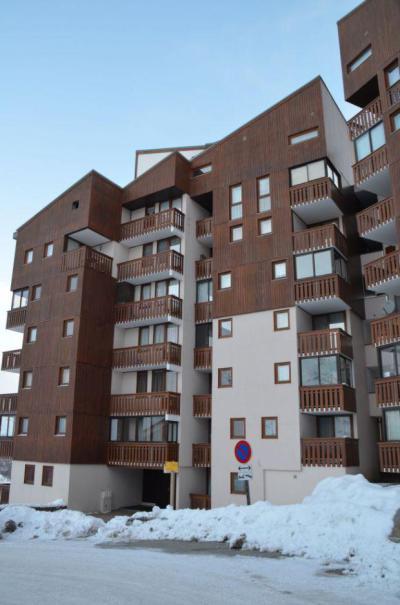 Location au ski Studio coin montagne 4 personnes (2508) - Residence Le Ski Soleil - Les Menuires