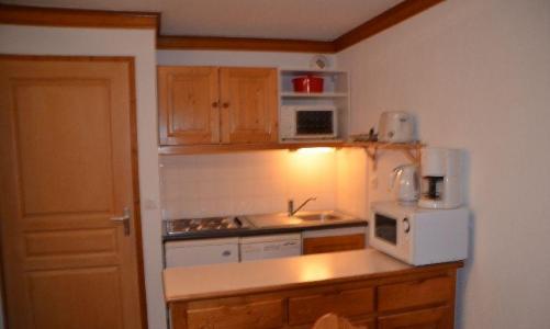 Location au ski Studio cabine 4 personnes (403) - Residence Le Valmont - Les Menuires