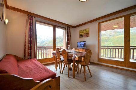 Location au ski Appartement 3 pièces 6 personnes (505) - Résidence le Valmont - Les Menuires