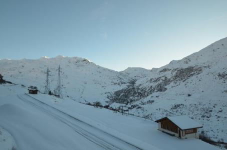 Location au ski Appartement 3 pièces 6 personnes (505) - Résidence le Valmont - Les Menuires - Extérieur hiver