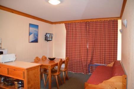 Location au ski Appartement 2 pièces 4 personnes (1011) - Residence Le Valmont - Les Menuires - Séjour