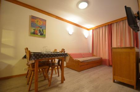 Location au ski Appartement 2 pièces 4 personnes (506) - Résidence le Valmont - Les Menuires - Chambre