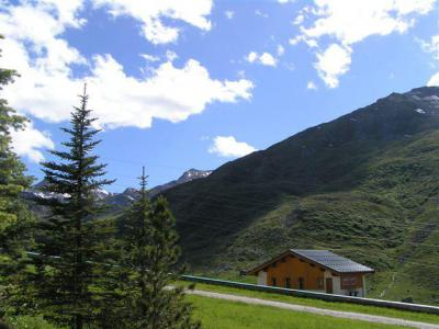 Location au ski Appartement 2 pièces cabine 6 personnes (107A) - Residence Le Valmont - Les Menuires - Salle de bains
