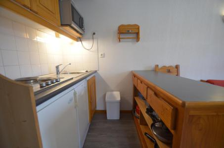 Location au ski Appartement 3 pièces 6 personnes (505) - Résidence le Valmont - Les Menuires - Cuisine