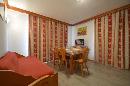 Location au ski Appartement 3 pièces 6 personnes (505) - Résidence le Valmont - Les Menuires - Séjour