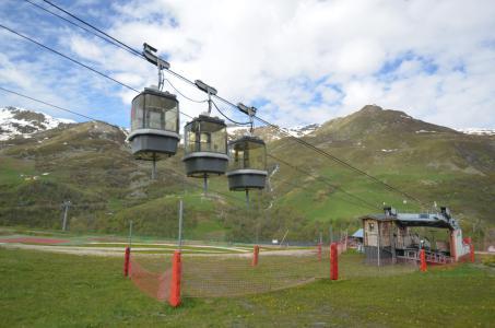 Location au ski Résidence le Villaret - Les Menuires