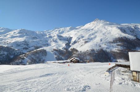 Location au ski Studio coin montagne 4 personnes (316) - Résidence le Villaret - Les Menuires