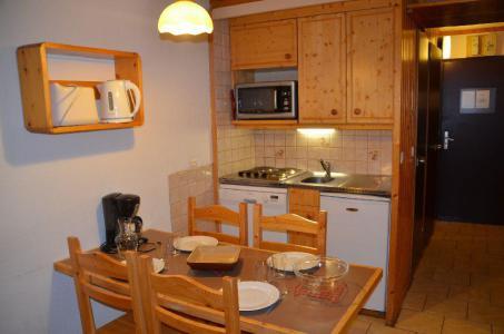 Location au ski Studio cabine 4 personnes (322) - Résidence le Villaret - Les Menuires