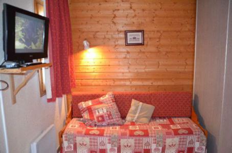 Location au ski Studio cabine 4 personnes (106) - Résidence le Villaret - Les Menuires