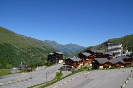 Location au ski Studio cabine 4 personnes (704) - Résidence le Villaret - Les Menuires