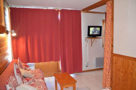 Location au ski Studio cabine 4 personnes (106) - Résidence le Villaret - Les Menuires - Appartement