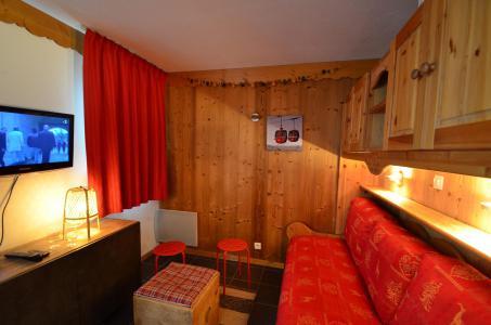 Location au ski Studio cabine 4 personnes (VP520) - Résidence le Villaret - Les Menuires - Séjour