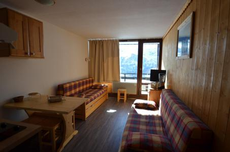 Location au ski Studio coin montagne 4 personnes (316) - Résidence le Villaret - Les Menuires - Séjour