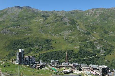 Location au ski Residence Les Alpages - Les Menuires