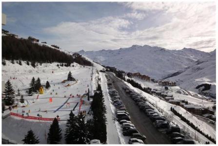 Location au ski Appartement 3 pièces 6 personnes (801) - Résidence les Alpages - Les Menuires