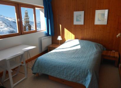 Location au ski Appartement 3 pièces 6 personnes (801) - Résidence les Alpages - Les Menuires - Chambre