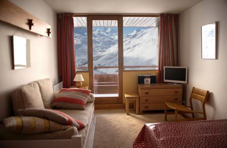 Location au ski Appartement 3 pièces 6 personnes (801) - Résidence les Alpages - Les Menuires - Séjour
