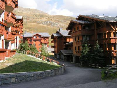 Location au ski Appartement 2 pièces cabine 4 personnes - Residence Les Alpages De Reberty - Les Menuires