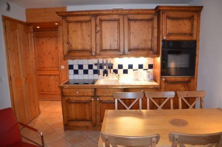 Location au ski Appartement 2 pièces cabine 4 personnes - Residence Les Alpages De Reberty - Les Menuires - Lits superposés