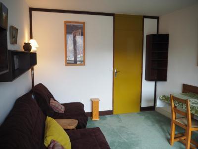 Location au ski Studio 3 personnes (602) - Residence Les Alpages - Les Menuires - Séjour