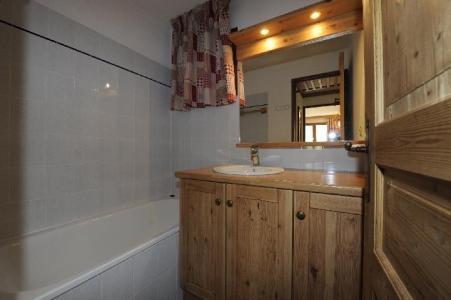 Location au ski Appartement 2 pièces cabine 6 personnes (107) - Residence Les Balcons D'olympie - Les Menuires